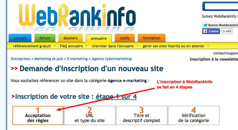 Inscription-gratuite-Agence-e-marketing-Référencer-un-site-gratuitement