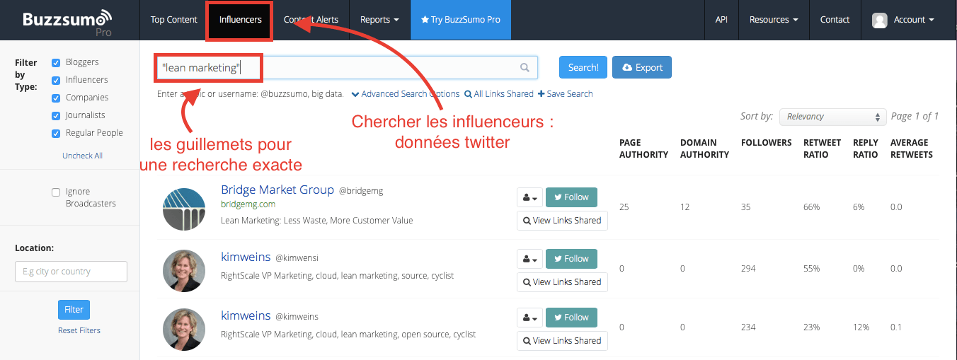 buzzsumo-influenceurs
