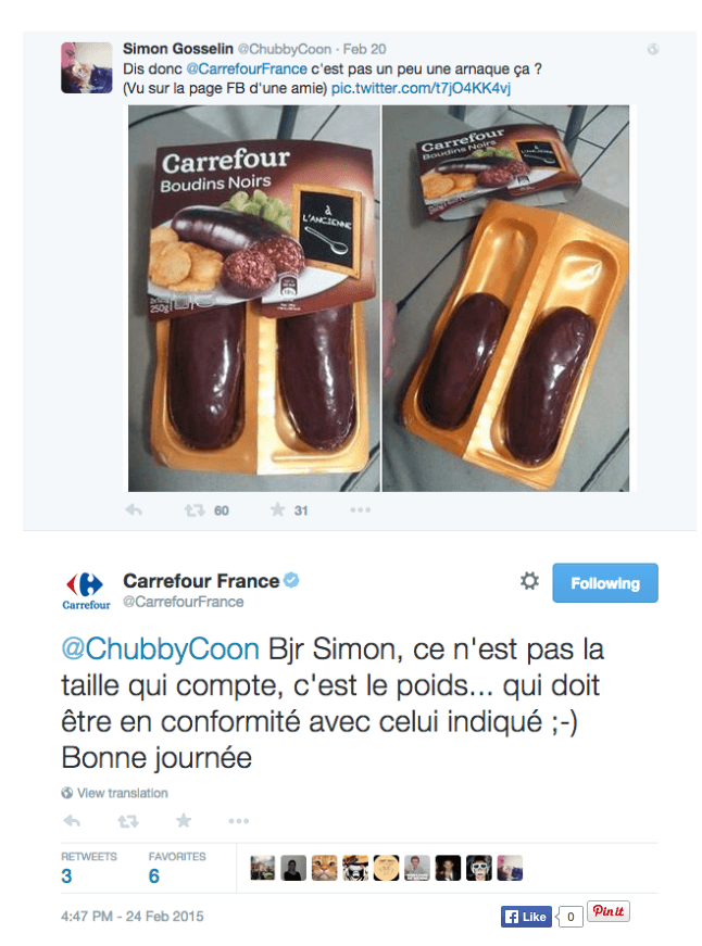 carrefour community management