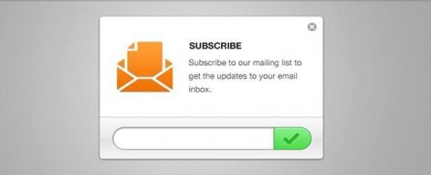 newsletter-formulaire