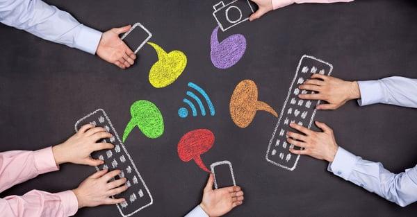 communiquer-social-mediaLe concept de valeur déclenchera le partage sur les réseaux sociaux