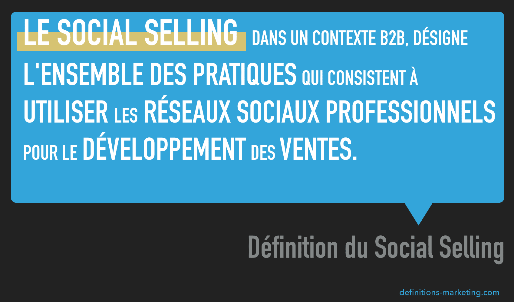 definition-social-selling