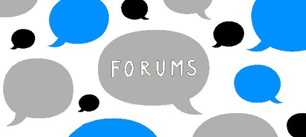 forum-discussionsLe moyen de rendre son site visible sur les forums est de créer un profil et de participer aux discussions