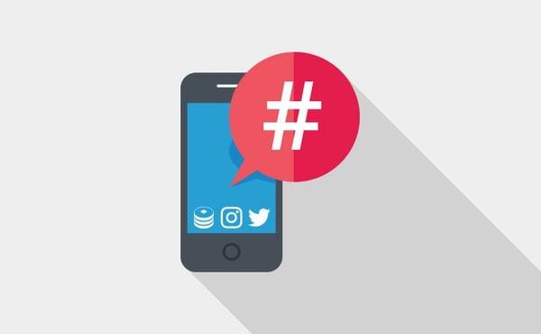 hashtagsEtablissez une liste de vos mots clés qui deviendront vos hashtags