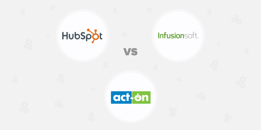 hubspot act on infusionsoft