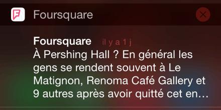 Foursquare-SoLoMo