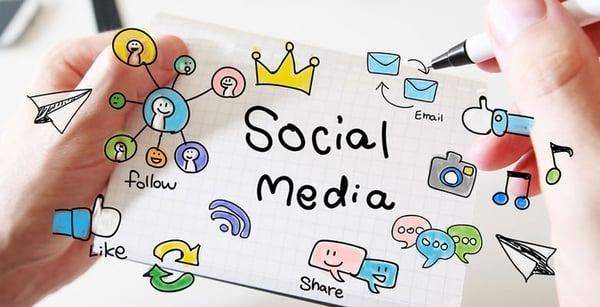 Un passage sur les pages vous permettra de sélectionner les profils les plus adaptés à votre stratégie sur les réseaux sociaux