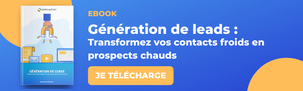 Transformez vos contacts froids en prospects chauds